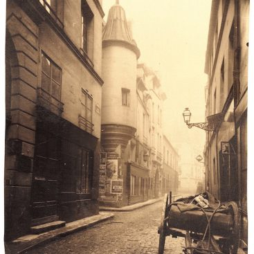 Atget - dialoguevintagephotography